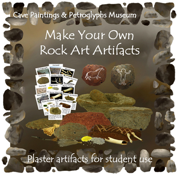 Rock Art Artifacts (INCLUDED in Cave Paintings & Petroglyp