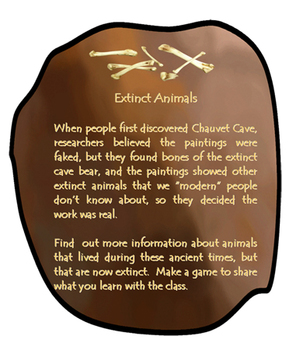 Rock Art Task Cards (INCLUDED in Cave Paintings & Petroglyphs Museum Bundle)