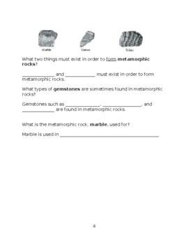 Rock Assessment