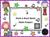 Rock Band Math Project