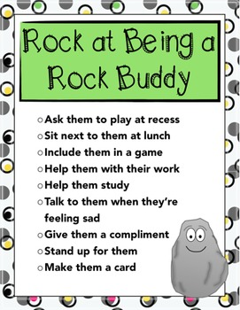 Rock Buddies: A Concrete Management System to Promote Empathy and Kindness