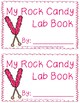 Rock Candy Lab Science Activity