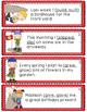 Past, Present, & Future Verb Tenses Game - 40 Task Cards!