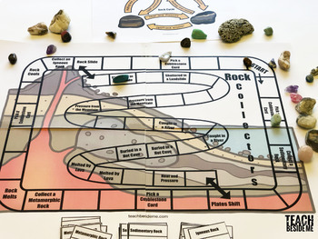 Rock Collectors: A Rock Cycle Game