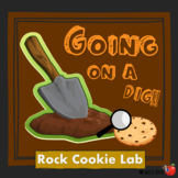 Rock Cookie Science Lab Categorizing Rocks by Characteristics