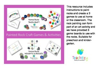 Rock Craft and Games