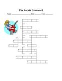 Rock Crossword