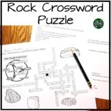 Rock Crossword Puzzle