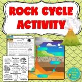 Rock Cycle Activity Handout
