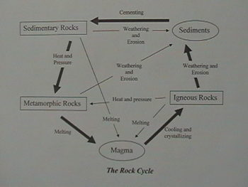 Rock Cycle Card Game