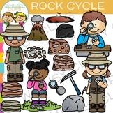 Rock Cycle Clip Art