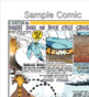 Rock Cycle Comic (MS-LS2-3)