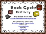 Rock Cycle Craftivity