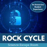 Rock Cycle Escape Room