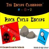 Rock Cycle Escape Room | The Escape Classroom
