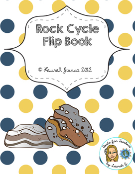 Rock Cycle Flip Book: Print Edition