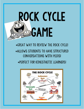Rock Cycle Game