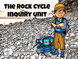 The Rock Cycle --10 Stations with Technology Based Actvities