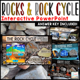 Rock Cycle PowerPoint & Google Slides Distance Learning |