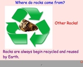 Rock Cycle - Lesson Presentations, Computer Activity, Videos, more