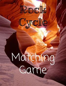 Rock Cycle Activity & Quiz