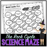 Rock Cycle Maze Puzzle