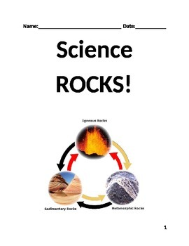 Rock Cycle Notes