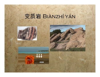 Rock Cycle PPT Chinese
