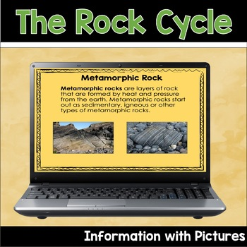 Rock Cycle Power Point