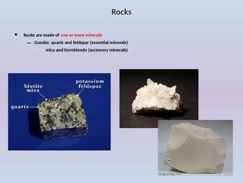 Rock Cycle Presentation