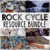 Rock Cycle Activities Resource Bundle   Rock Weathering Er