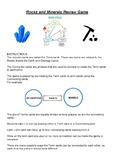 Rock Cycle Review Game