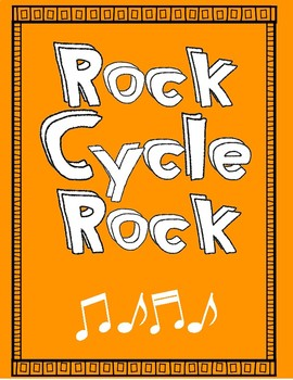 Rock Cycle Rock Song