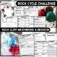 Rock Cycle Unit STEM Challenges