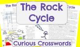 Rock Cycle- Science Reading Worksheet