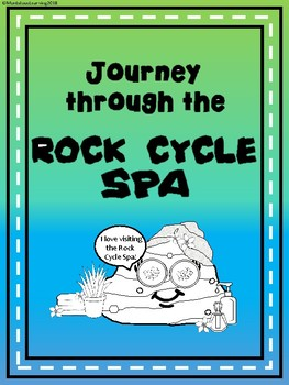 Rock Cycle Spa Activity and Project