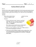 Rock Cycle Starburst Sedimentary VAAP Visual Helper Autismm SOL ES.5 HSS-EMP2
