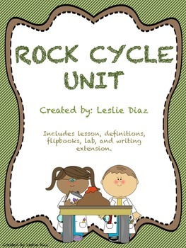 Rock Cycle Unit