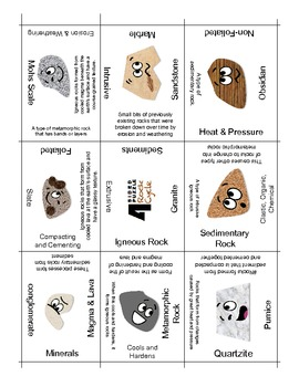 rock cycle vocabulary worksheet resultinfos. Black Bedroom Furniture Sets. Home Design Ideas
