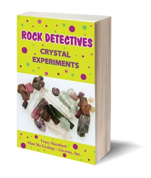Rock Detectives Crystal Experiment eBook