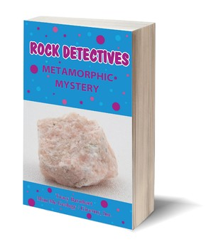 Rock Detectives Metamorphic Mystery eBook