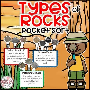 Rock Types Pocket Sort