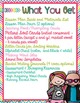 ROCK Guided Reading Emergent Version {Levels A-C}