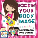 Beauty & Self-Esteem Dice Game: Rock 'In Your Body Image for Self-Esteem Groups