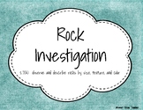 Rock Investigation
