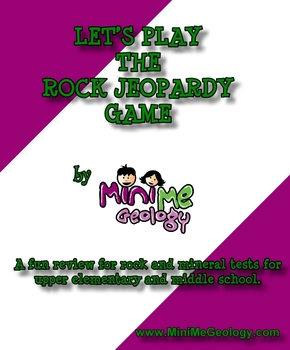 Rock Jeopardy Game