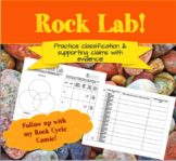 Rock Lab Worksheet