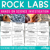 Rock Labs: A Hands-On Science Investigation