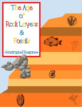 Rock Layer & Fossil Ages *FREEBIE*