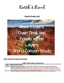 Rock Layers & Grand Canyon